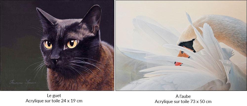 oeuvres de François Spreux
